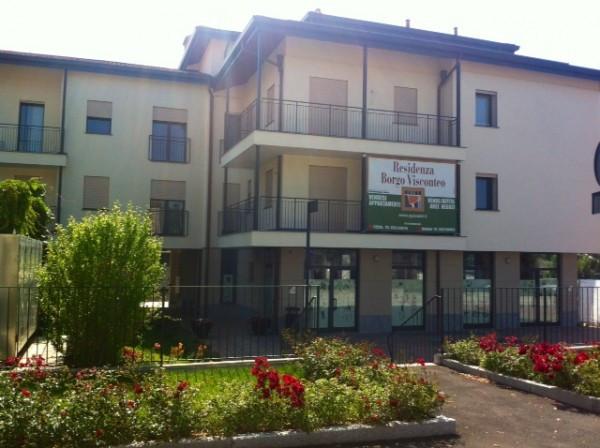Bilocale Albizzate Via Sant'alessandro 9