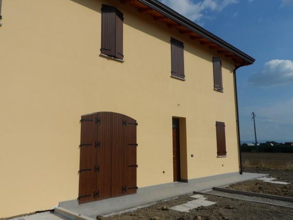 Villetta in Vendita a San Giovanni In Persiceto Periferia: 3 locali, 125 mq