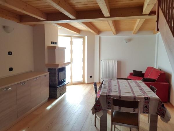 Appartamento in vendita a Chiesa in Valmalenco, 2 locali, prezzo € 145.000 | Cambio Casa.it