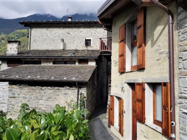 Soluzione Indipendente in vendita a Chiesa in Valmalenco, 3 locali, prezzo € 180.000 | Cambio Casa.it
