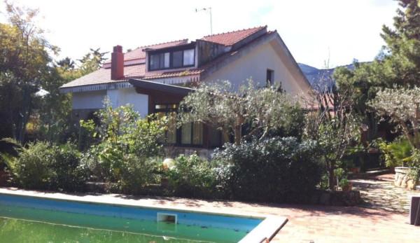 Villa in Vendita a Palermo Semicentro: 5 locali, 780 mq