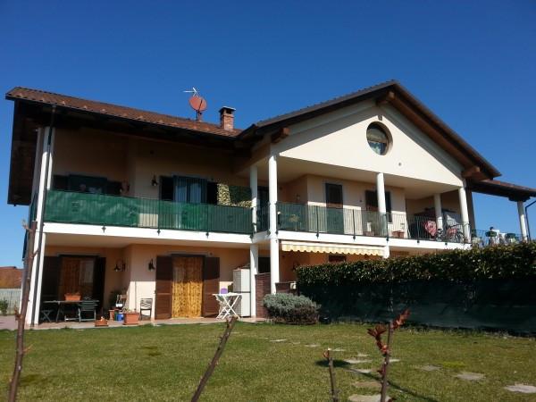 Appartamento in vendita a Buttigliera d'Asti, 3 locali, prezzo € 159.000 | Cambio Casa.it