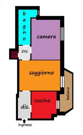Appartamento in vendita a Cologno Monzese, 2 locali, prezzo € 118.000 | Cambiocasa.it