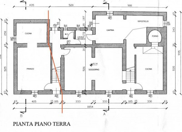 Casa indipendente in Vendita a Vicopisano: 5 locali, 320 mq