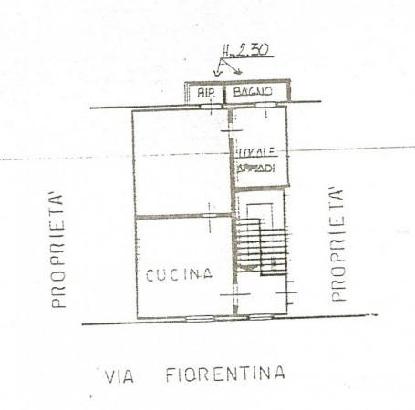 Bilocale Pontedera Fiorentina 1