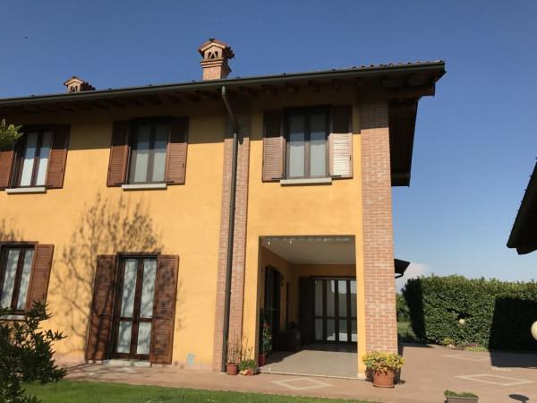 Villa in Vendita a San Giuliano Milanese