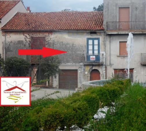 Soluzione Indipendente in vendita a Trecchina, 6 locali, prezzo € 85.000 | Cambio Casa.it