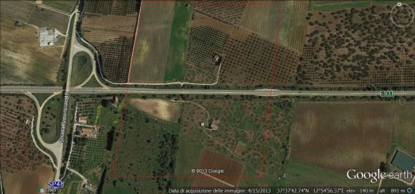 Terreno commerciale in Vendita a Menfi: 30000 mq