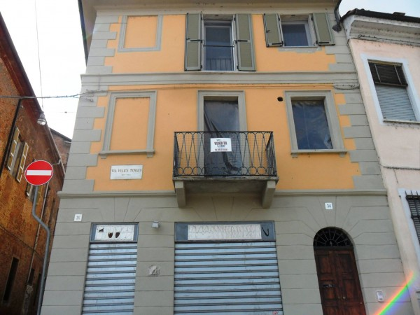 Bilocale Vercelli Via Felice Monaco 1
