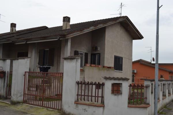 Villa a Schiera in vendita a Nogarole Rocca, 6 locali, prezzo € 175.000 | Cambio Casa.it