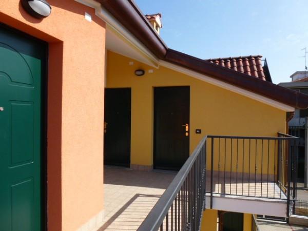 Bilocale Origgio Via Padre Sozzi 4