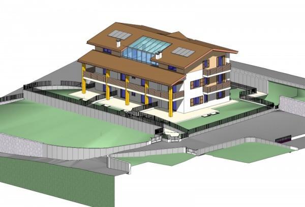 Appartamento in vendita a Marone, 4 locali, prezzo € 215.000 | Cambio Casa.it
