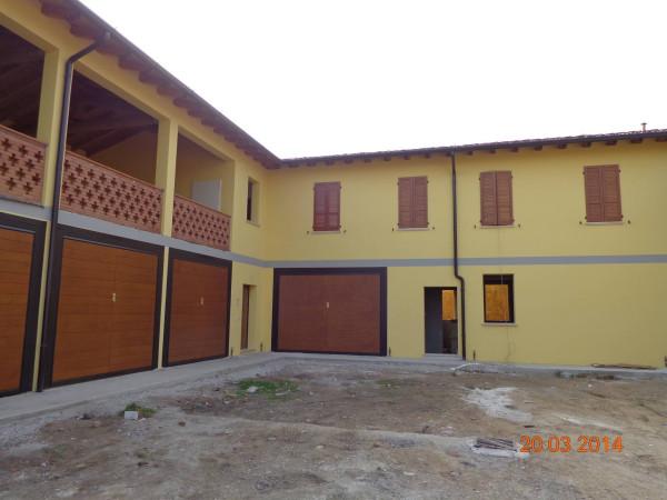 Attico / Mansarda in affitto a Bonemerse, 3 locali, prezzo € 420 | Cambio Casa.it