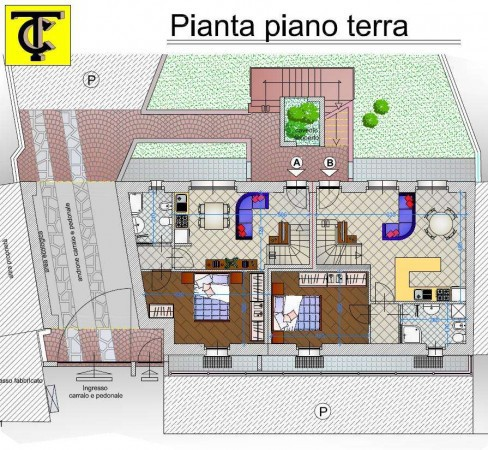 Bilocale Alpignano Via Armando Diaz 3