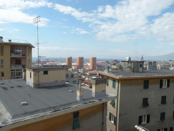 Bilocale Genova Via Giorgio Mignone 1