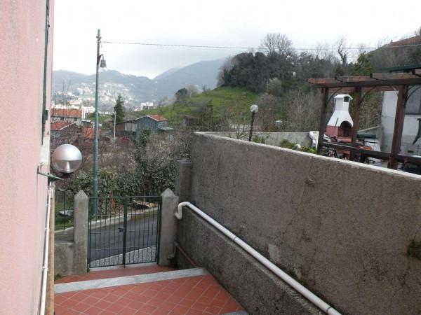 Bilocale Genova Via Alla Costa Di Teglia 3
