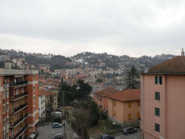Bilocale Genova Via Coni Zugna 2