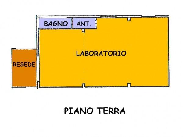 Laboratorio in vendita a Agliana, 1 locali, prezzo € 139.000 | Cambiocasa.it