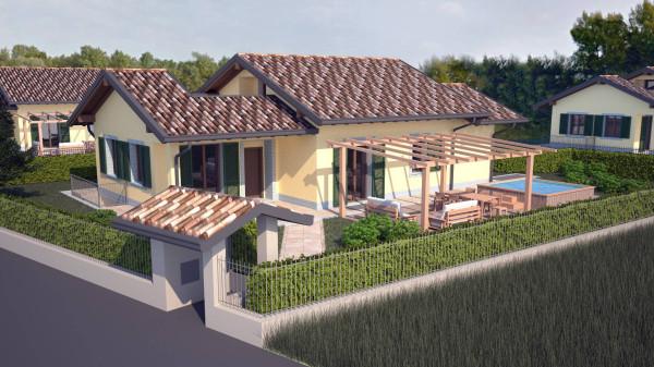 Villa in vendita a Barzanò, 4 locali, prezzo € 350.000 | Cambio Casa.it