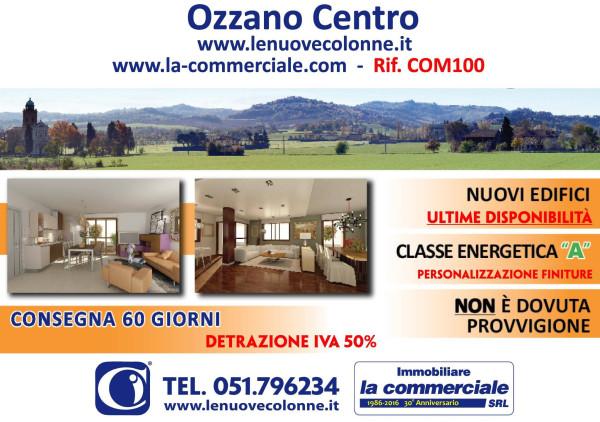 Bilocale Ozzano dell Emilia Via Degli Orti, 15 1