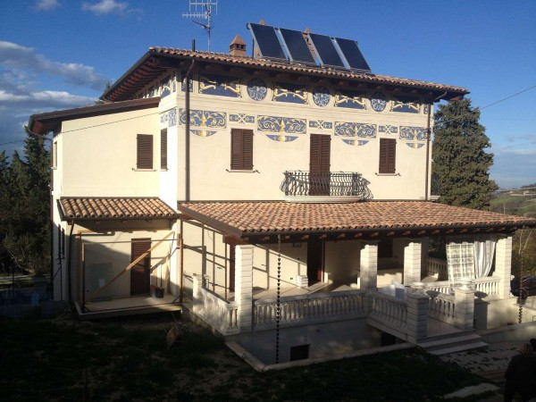 Villa in vendita a Teramo, 6 locali, Trattative riservate | Cambio Casa.it