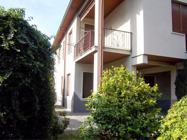 Villa in vendita a Olgiate Olona, 6 locali, prezzo € 320.000 | Cambio Casa.it