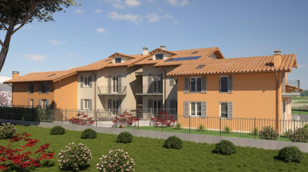 Appartamento in vendita a Buguggiate, 4 locali, prezzo € 288.000 | Cambio Casa.it