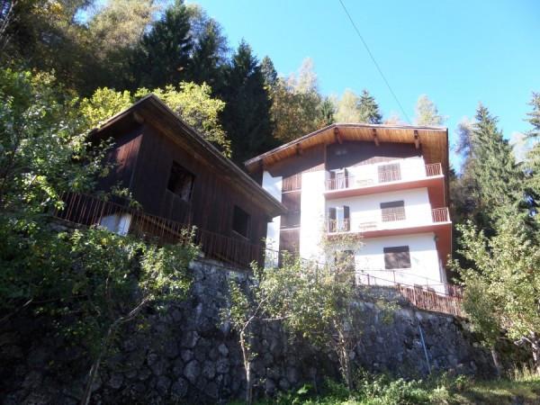 Soluzione Indipendente in vendita a Forno di Zoldo, 6 locali, prezzo € 220.000 | Cambio Casa.it