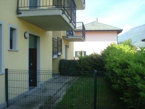 Bilocale Morbegno Via Don Carlo Gnocchi 1