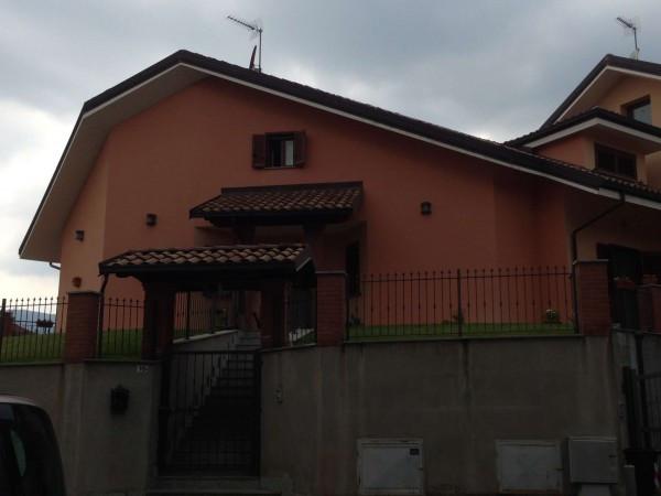 Villa in vendita a Givoletto, 5 locali, prezzo € 290.000 | Cambio Casa.it