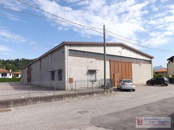 Capannone in affitto a Ispra, 3 locali, prezzo € 3.000 | Cambio Casa.it