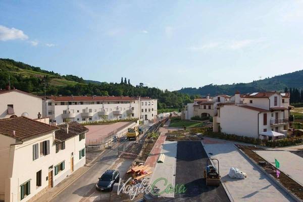 Bilocale Fiesole Via Aretina 8