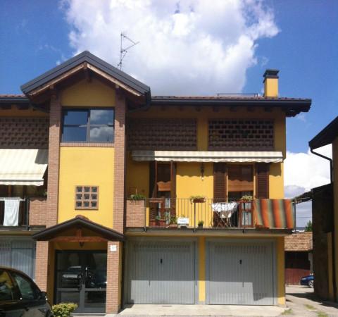 Appartamento in vendita a Verano Brianza, 2 locali, prezzo € 114.400 | Cambio Casa.it