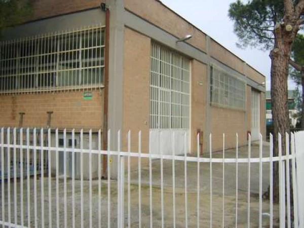 Capannone in affitto a Mosciano Sant'Angelo, 2 locali, prezzo € 550 | Cambio Casa.it