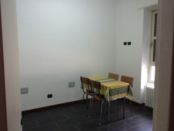 Bilocale Milano Via Fabio Filzi 7
