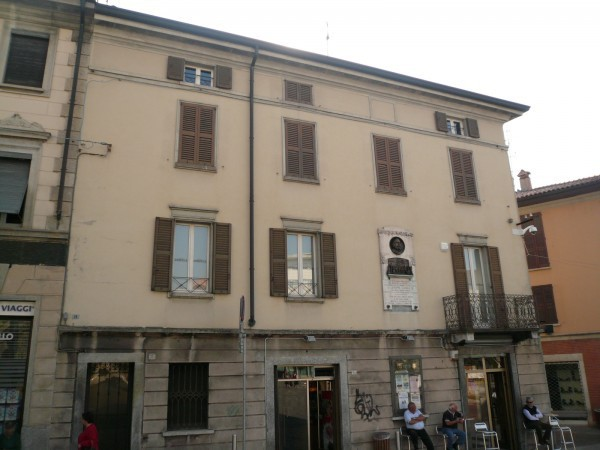 Bilocale Cantù Piazza Giuseppe Garibaldi 2