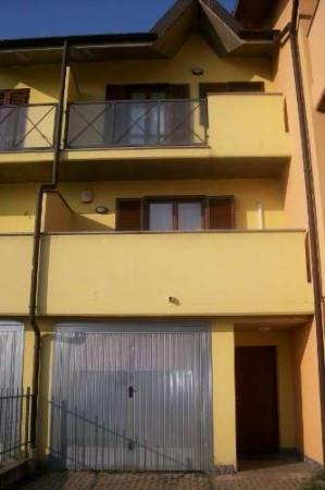 Villa a Schiera in vendita a Miradolo Terme, 3 locali, prezzo € 140.000 | Cambio Casa.it