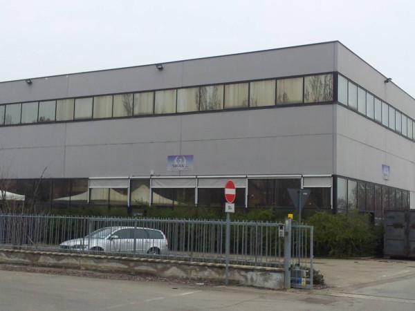 Capannone in vendita a Casalgrande, 1 locali, prezzo € 250.000 | Cambio Casa.it