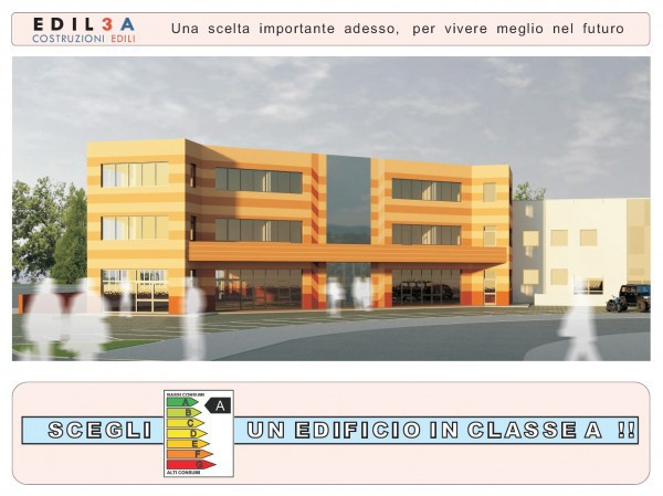 Ufficio-studio in Affitto a Arezzo Centro: 5 locali, 2100 mq