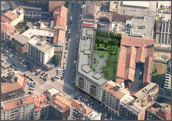 Bilocale Milano Via Carlo Torre 1