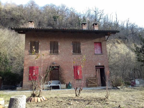 Villa in vendita a San Damiano d'Asti, 4 locali, prezzo € 129.000 | Cambio Casa.it