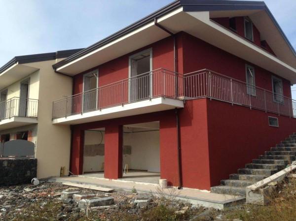 Villa in Vendita a Mascalucia Centro: 5 locali, 240 mq