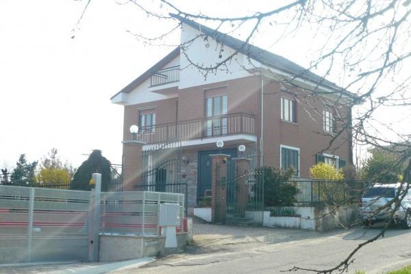 Casa indipendente in Vendita a Tigliole Periferia: 4 locali, 220 mq
