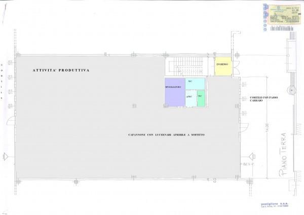 Laboratorio in vendita a Torino, 9999 locali, zona Zona: 14 . Vallette, Lucento, Stadio delle Alpi, prezzo € 900.000 | Cambio Casa.it