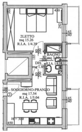 Bilocale Forli Via A. Facchinei 10