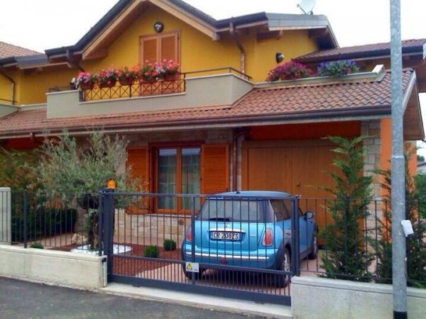 Villa-Villetta  in Vendita a Fontanella