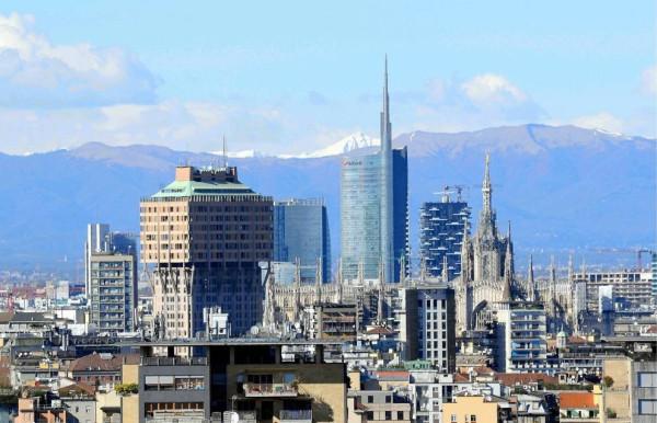 Appartamento in Vendita a Milano via vincenzo monti