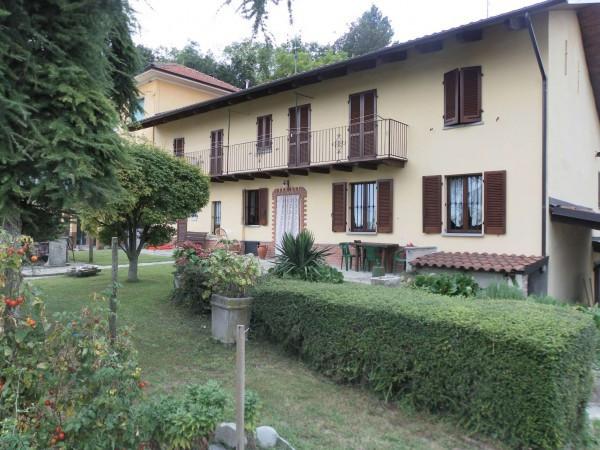 Casa indipendente in Vendita a Cinaglio Centro: 5 locali, 310 mq