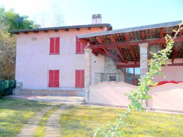 Villa in Vendita a Pavarolo Periferia: 3 locali, 177 mq
