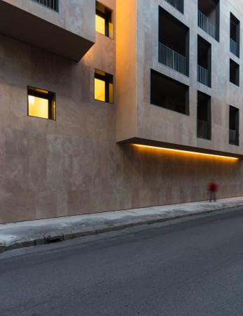 Bilocale Milano Via Giulio Cesare Procaccini 12